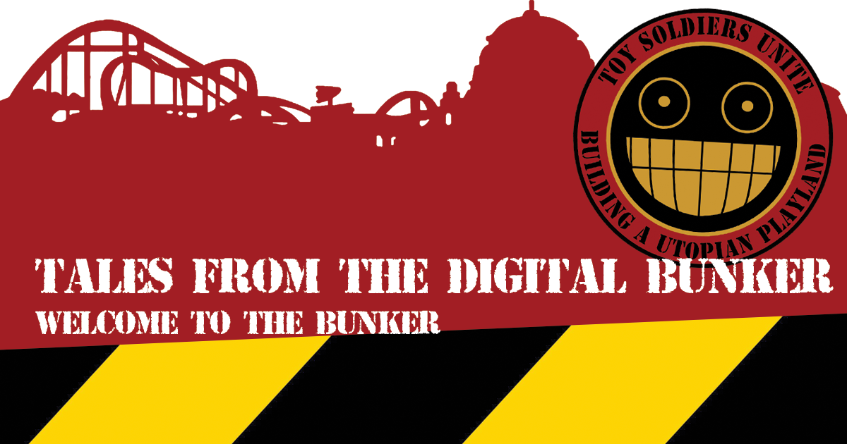 Tales From The Digital Bunker: Welcome to the Bunker!