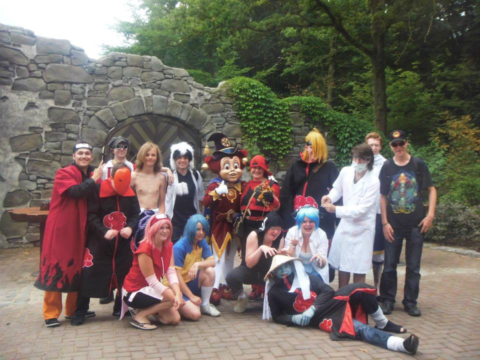 Efteling Cosplay Meeting 2013
