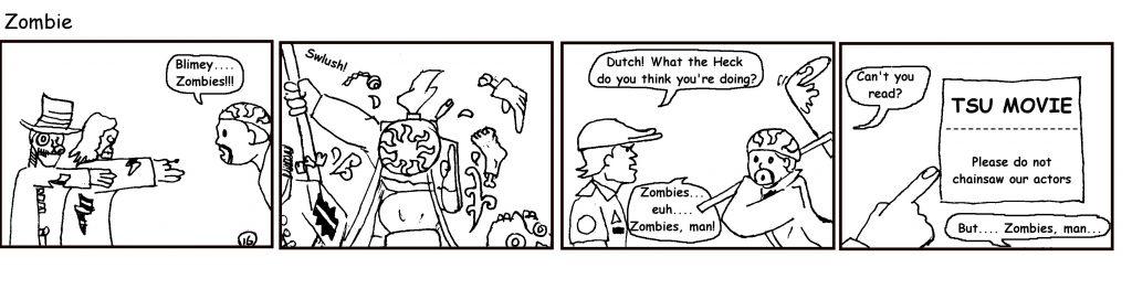 16 - Zombie