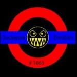 1665 clockwork zombies Division Logo