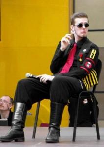 Sgt. Grinner