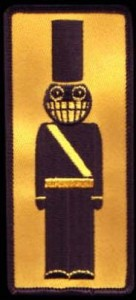 Toy Soldier Shoulder Patch