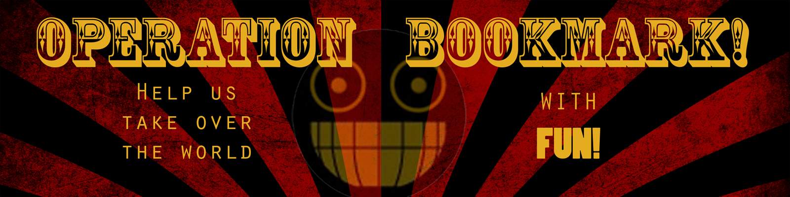 Operation Bookmark Banner