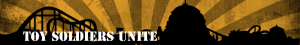 Toy Soldiers Unite Site Banner