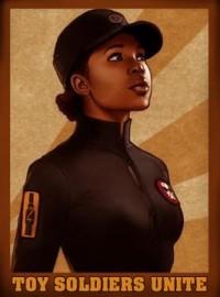 Lieutenant Scout Janey Blaze