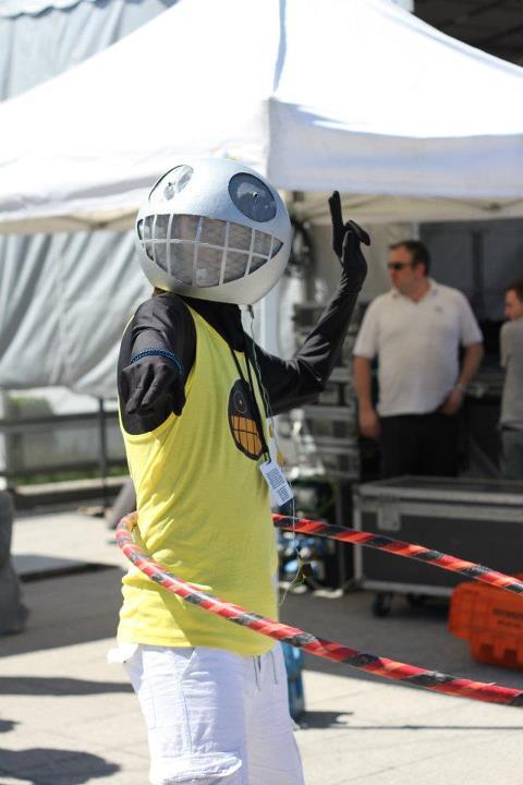 Dance Robot dance