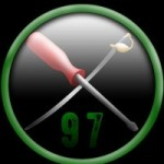 97 Fighting 97th Division Logo