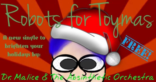 Robots for Toymas