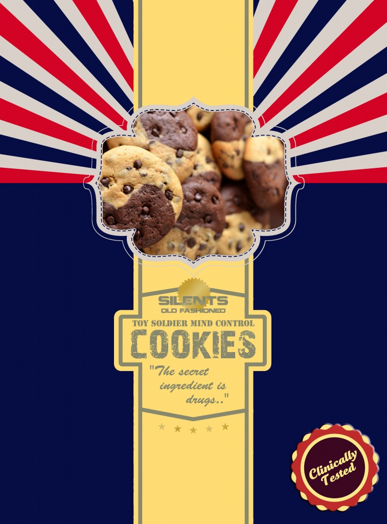 Cookie Poster by SilentAddle