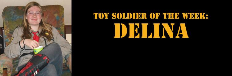 Delina TSOTW Banner