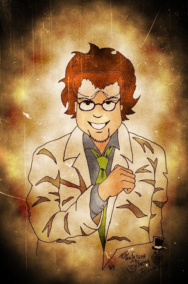 Professor Falconer by Professor Jimmy Blue YJ
