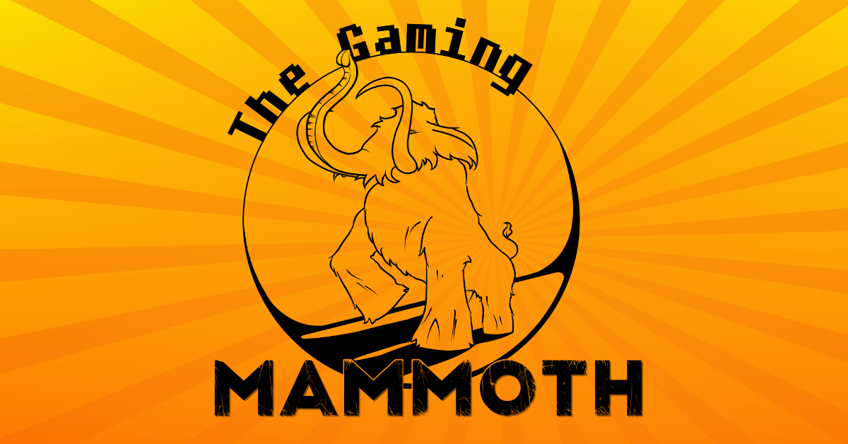 The Gaming Mammoth - New face, higher goals