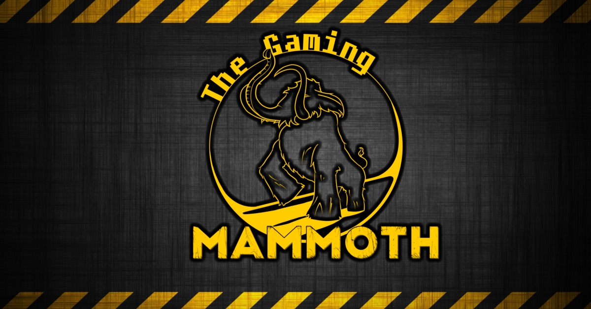 The Gaming Mammoth: Updates!
