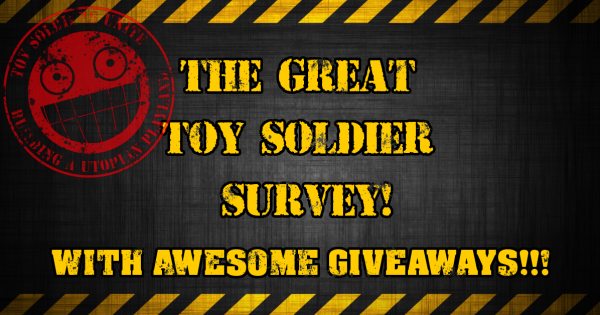 The Great Toy Soldier Survey