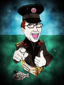 Captain Jack YJ by Professor Jimmy Blue YJ