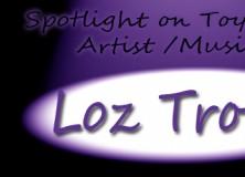 Spotlight On Loz Tronic Banner