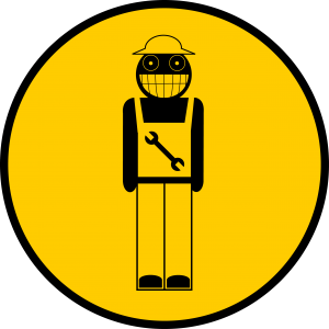 Male Engineer Regiment Logo