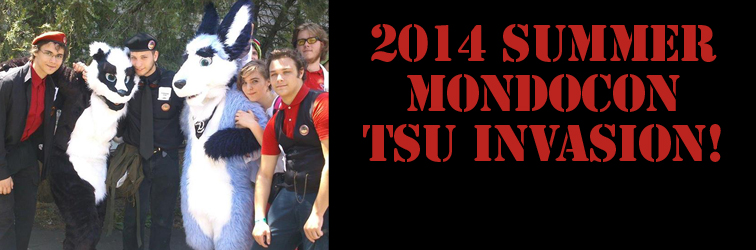 2014 Summer Mondocon TSU Invasion!!