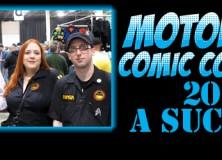 Motorcity Comic Con 2014 banner