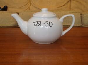 Teapot Tea-SU