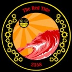2358 Red tide Division Logo