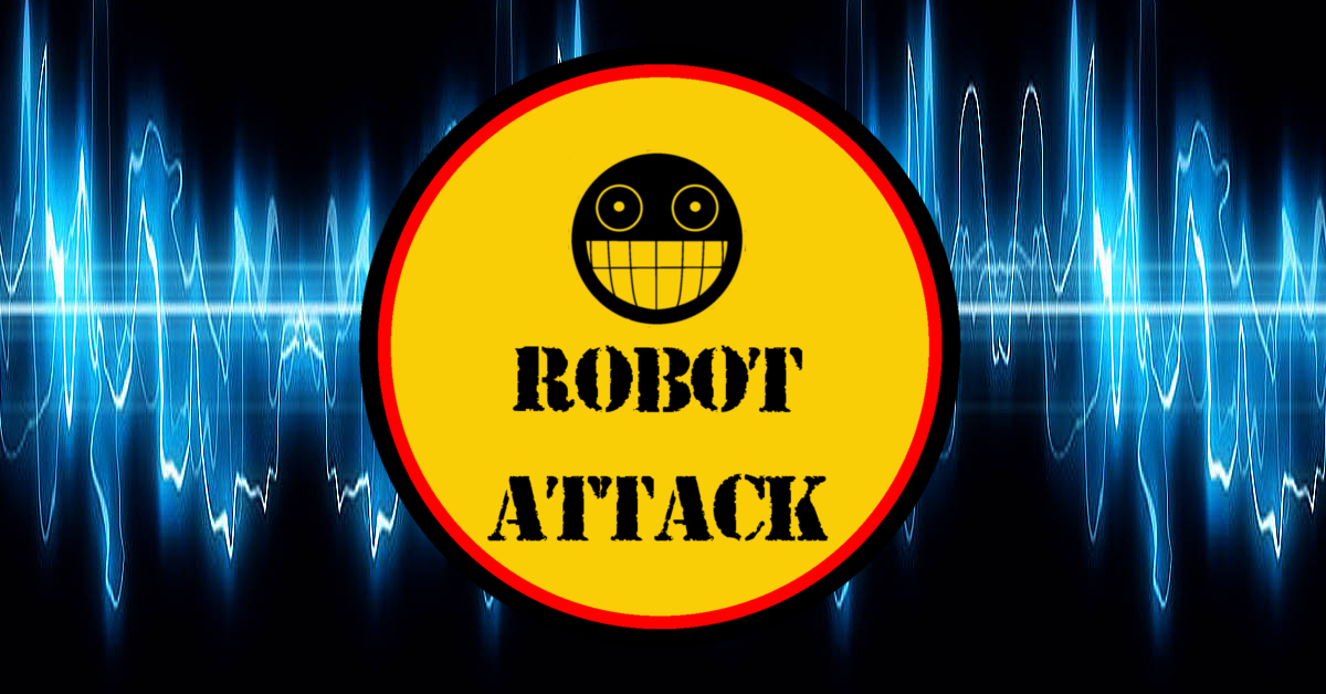 Robot Attack - Halloween Special with SilentAddle