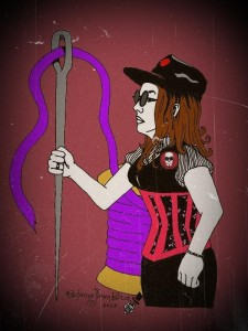 Witch Doctah Slay by Professor Jimmy Blue YJ