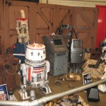 Starwars display