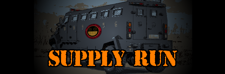 Supply Run banner