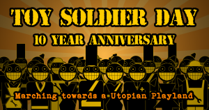 Toy Soldier Day 2016