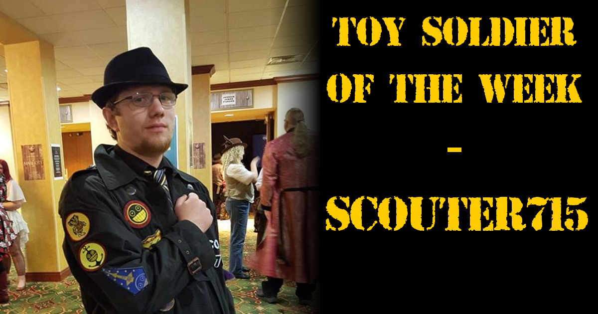 Toy Soldier Of The Week Scouter715