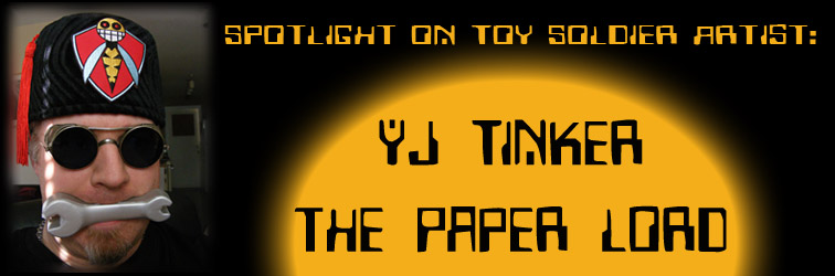 Spotlight On YJ Tinker Banner