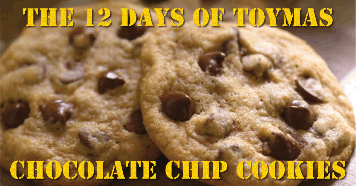 Toymas Recipe: Chocolate Chip Cookies
