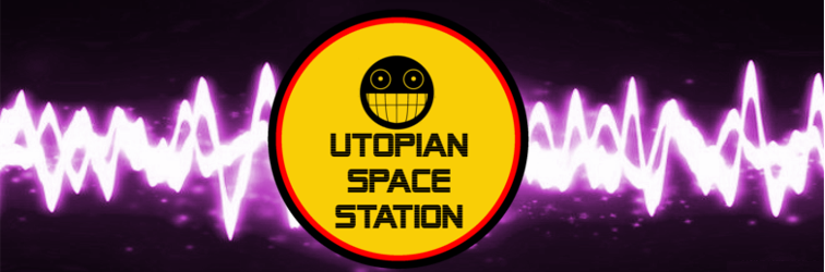 Utopian Space Station Banner