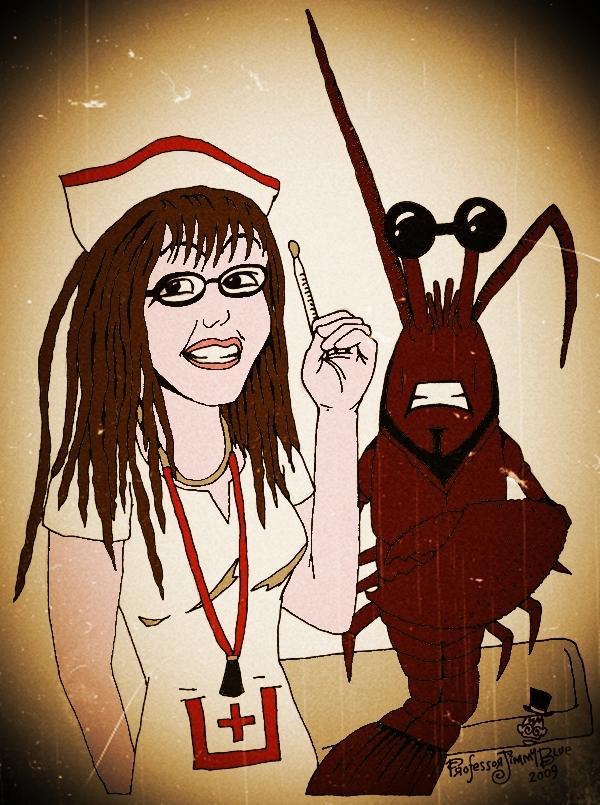Nurse Amy by Professor Jimmy Blue YJ