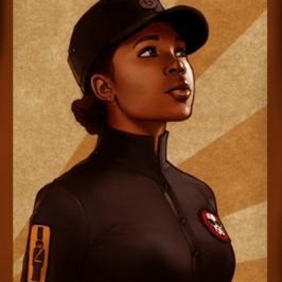 Profile picture of Lt. Scout Janey Blaze