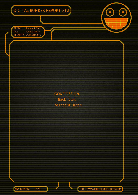 Digital Bunker Report #12