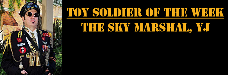 Toy Soldier of the Week: The Sky Marshal, YJ