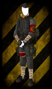 Toy Soldier Lvl. 1 - designed by Sgt. Grinner