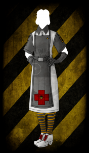 Nurse & Medic Lvl. 1 - Design by Sgt. Grinner