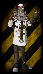 Engineers Lvl. 3 - Designed by Sgt. Grinner