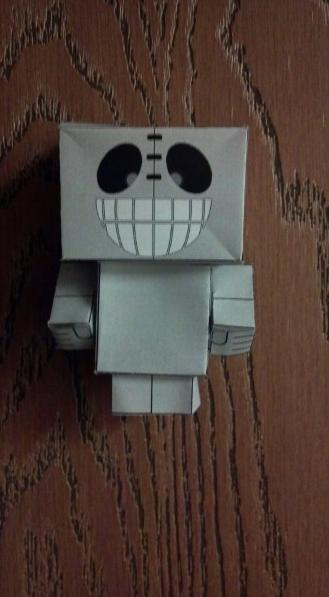robo-cubie