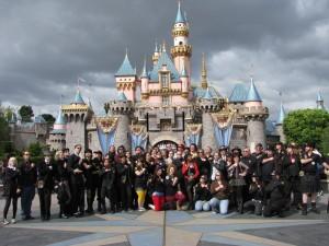 Toy Soldiers Invading Disneyland