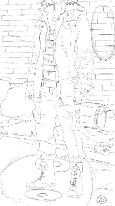 tsu-soldier