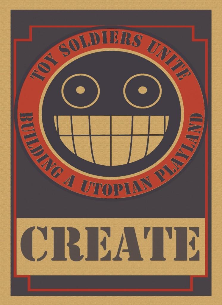 Propaganda poster by SilentAl